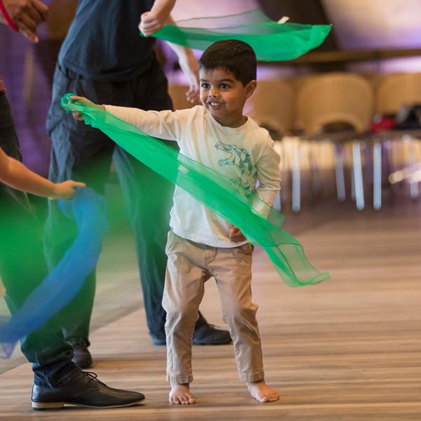 Early Childhood Dance