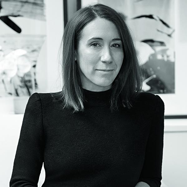 Edwina McCann, Chair of The Australian Ballet Foundation Board