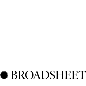Broadsheet Blackn