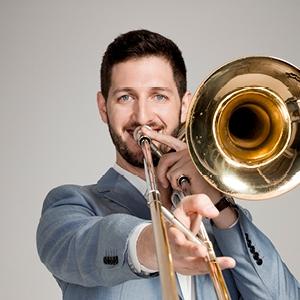 Benjamin Anderson, Principal Bass Trombone