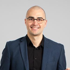 Justin Beere, Associate Principal