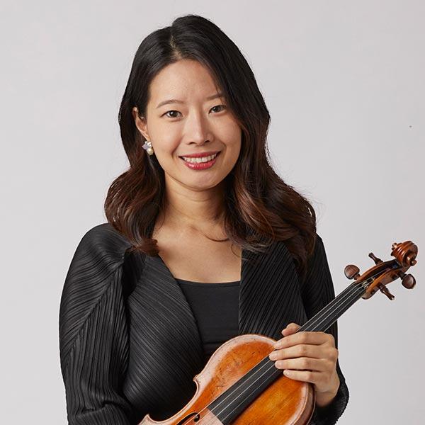 Sulki Yu, Concertmaster