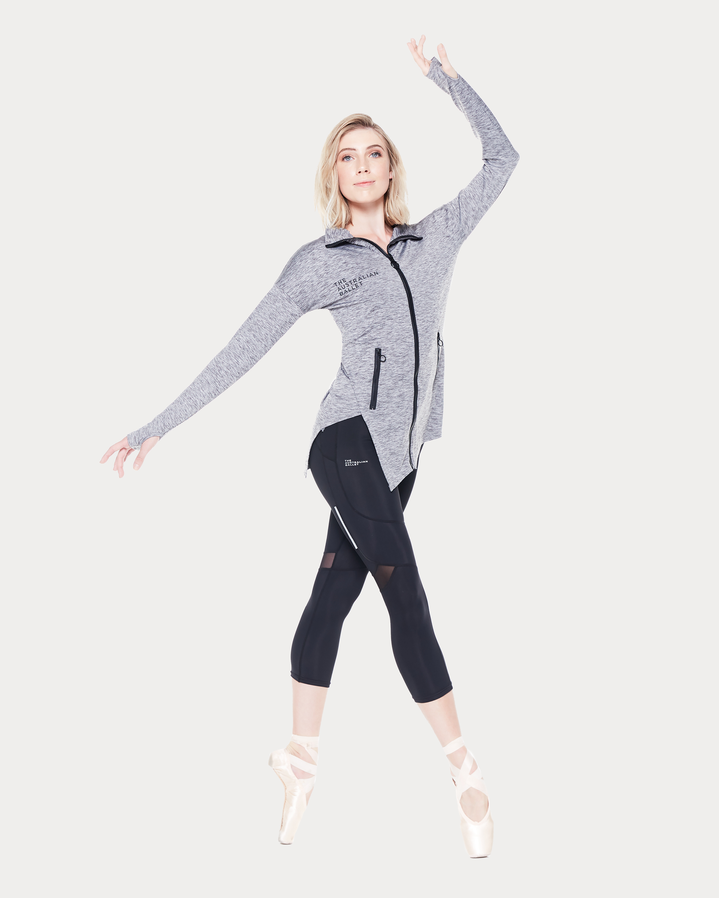 1fe3fc5d8a Zip Up Jacket | The Australian Ballet