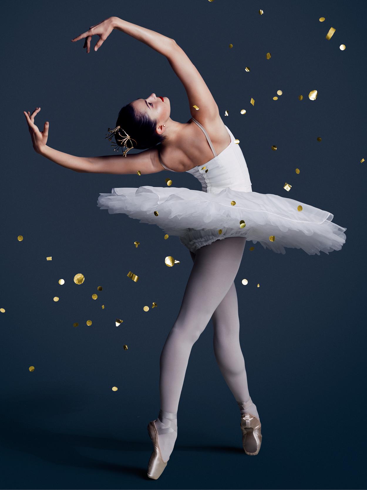 McDonalds Ballet Scholarship finalists 2015 - Valerie