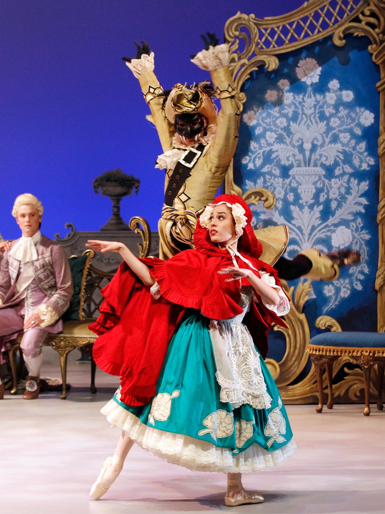 Storytime Ballet: The Sleeping Beauty | The Australian Ballet