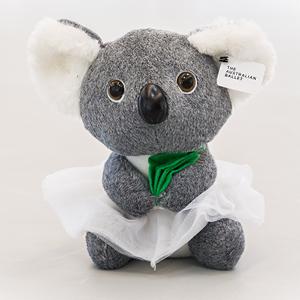 Plush Koala Ballerina - $30