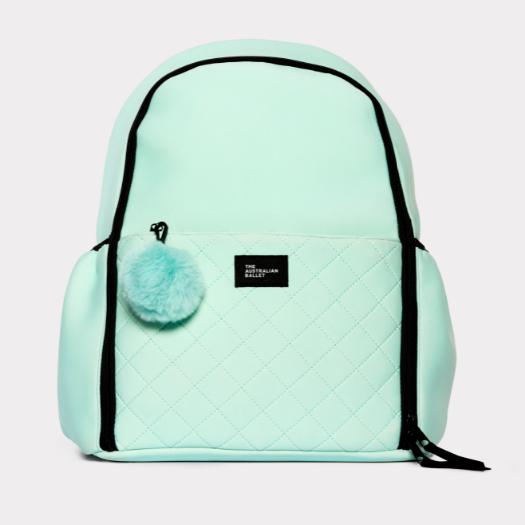 Aqua Ballet Backpack - $95